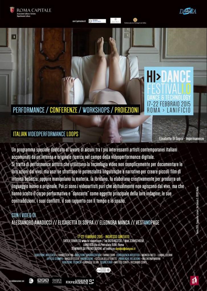HI>DANCE Festival 1.0